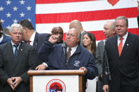 IBEW Local 3 Business Manager Chris Erikson