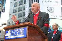 NYSUT President Richard Iannuzzi