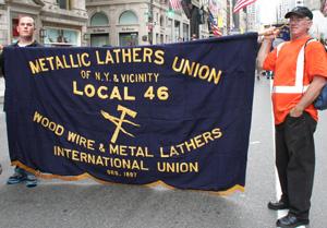 Local 46 Matallic Lathers Union