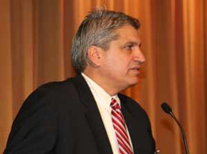 Domenic Recchia, Chairman of City Council Finance Committee