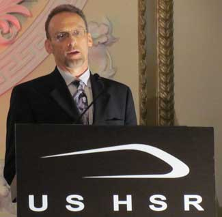 Andy Kunz, President of USHSR