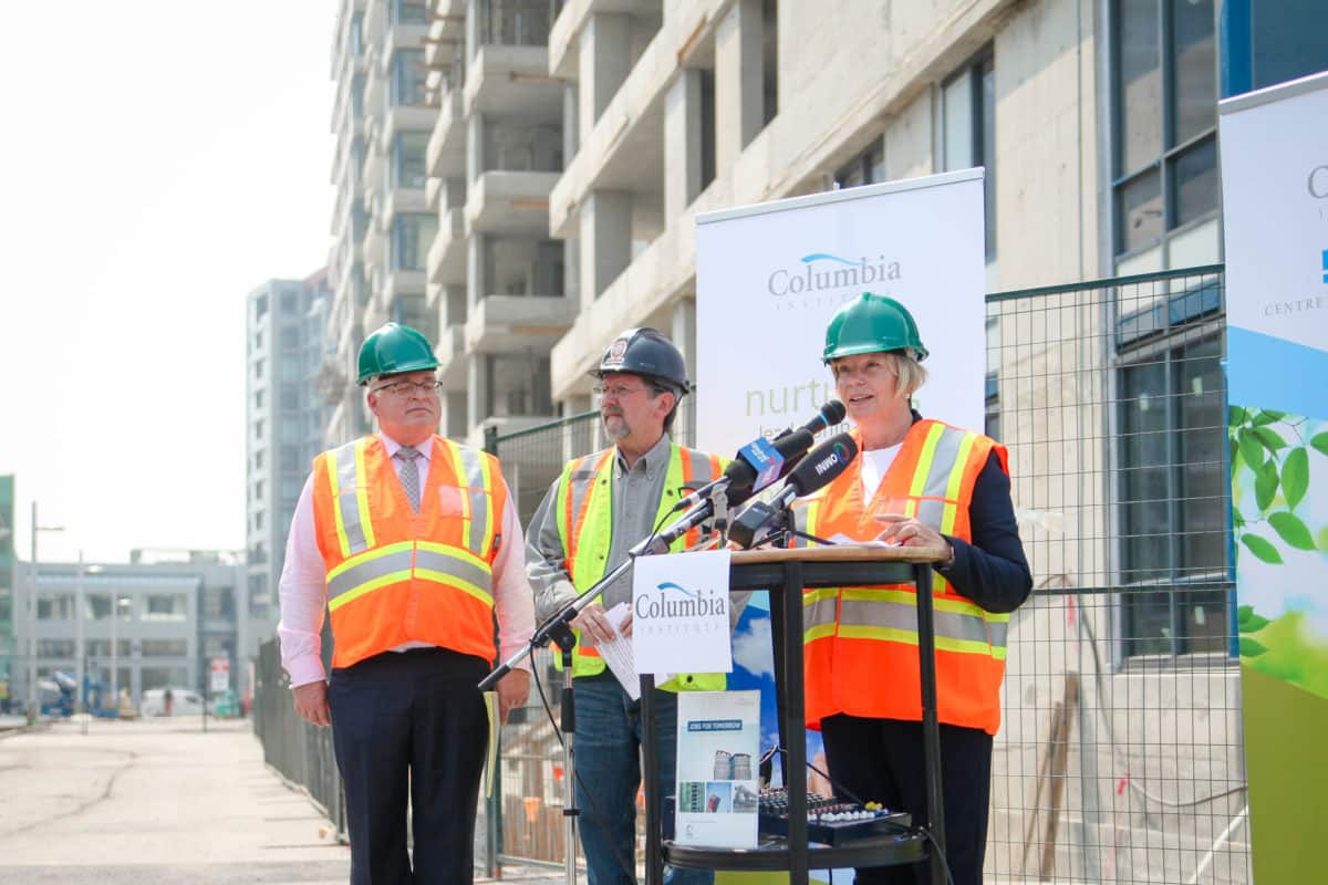 Canadian Building Trades: Going Green Would Create 4 Million Jobs