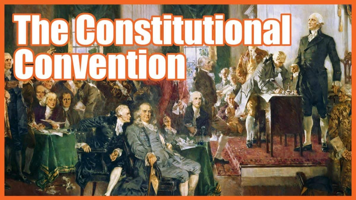 Sound the Alarm Bells Against A Constitutional Convention