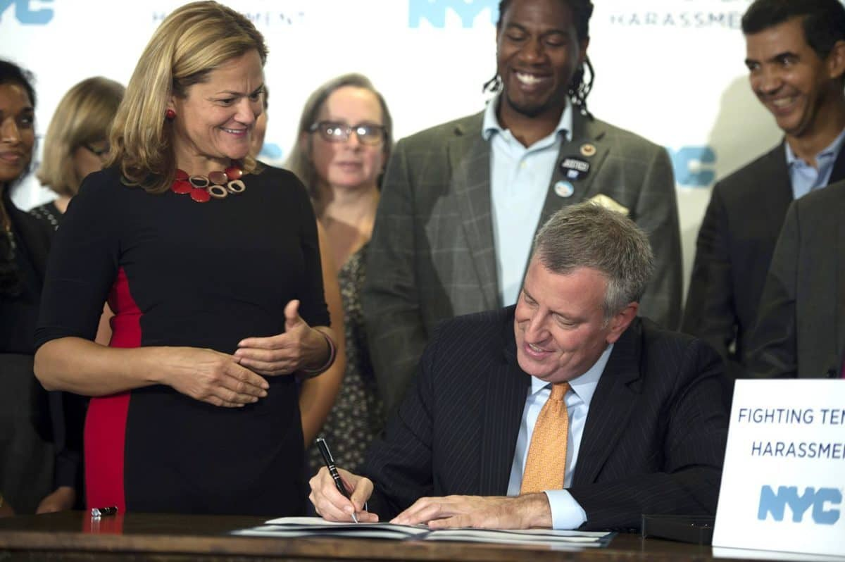 NYC Mayor Signs Tenant Harassment Package