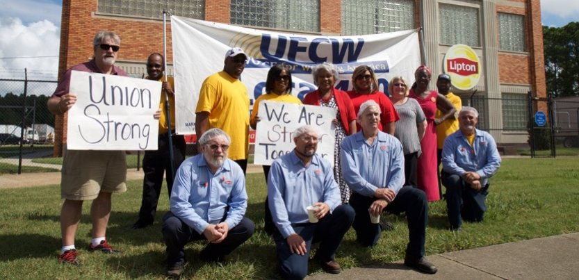 After 60 Years, Lipton Tea Workers Win Union at Virginia Plant