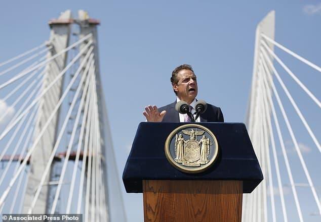 Governor Mario M. Cuomo Bridge Opened