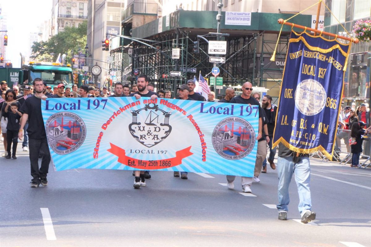 Iron Workers Local 197 Celebrates 150th Anniversary