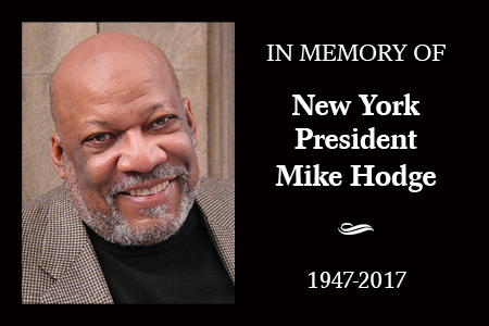 Mike Hodge, President of SAG-AFTRA New York Local, Dies at 70