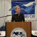 N.C. AFL-CIO Elects First Woman President