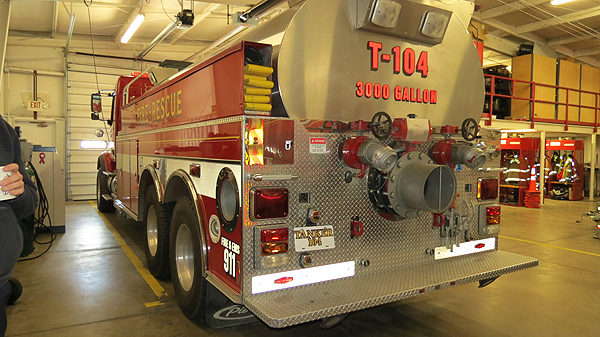 Theft of Bolivar Fire Department Funds