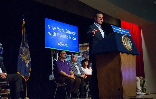 NYS Relief & Recovery Effort For Puerto Rico Grows