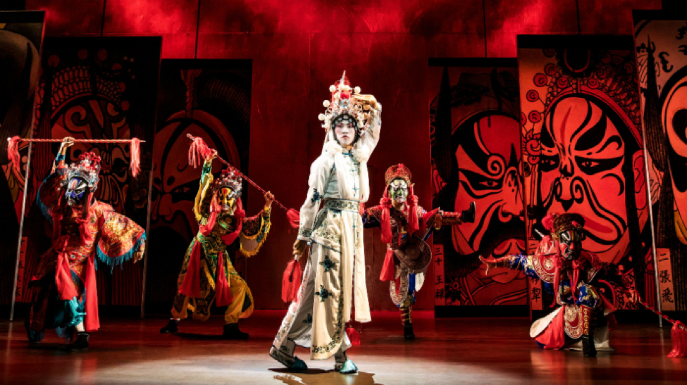 M Butterfly: An Unmoving and Slow Revival