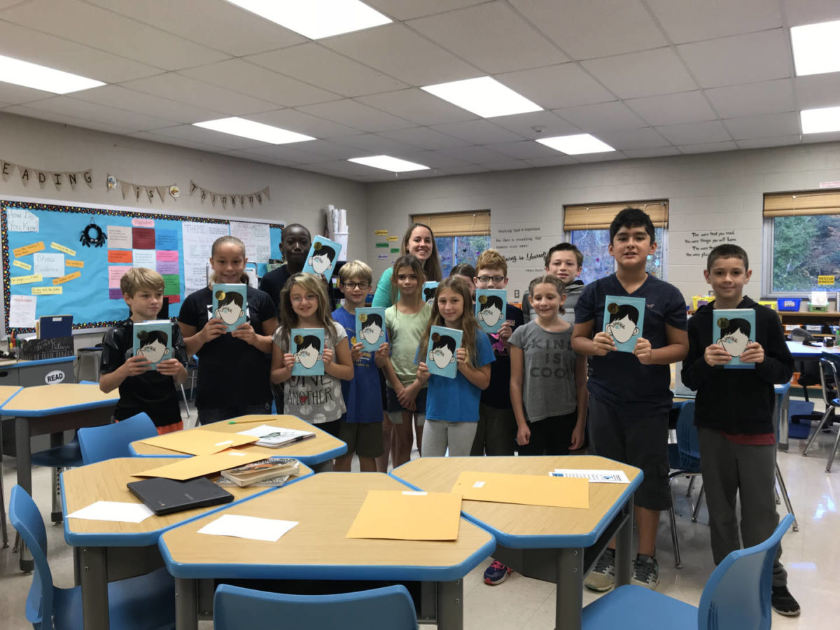 G.L. Middle School Kicks Off Kindness Campaign