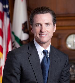 California Health Union Backs Single-Payer Supporter Gavin Newsom for Governor
