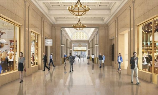 Silverstein  Renovates Equitable Building $50M