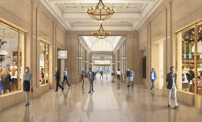 Silverstein  Renovates Equitable Building $50M