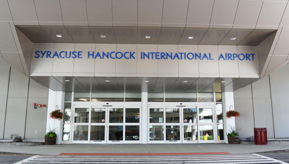 Syracuse International Airport Upgraded
