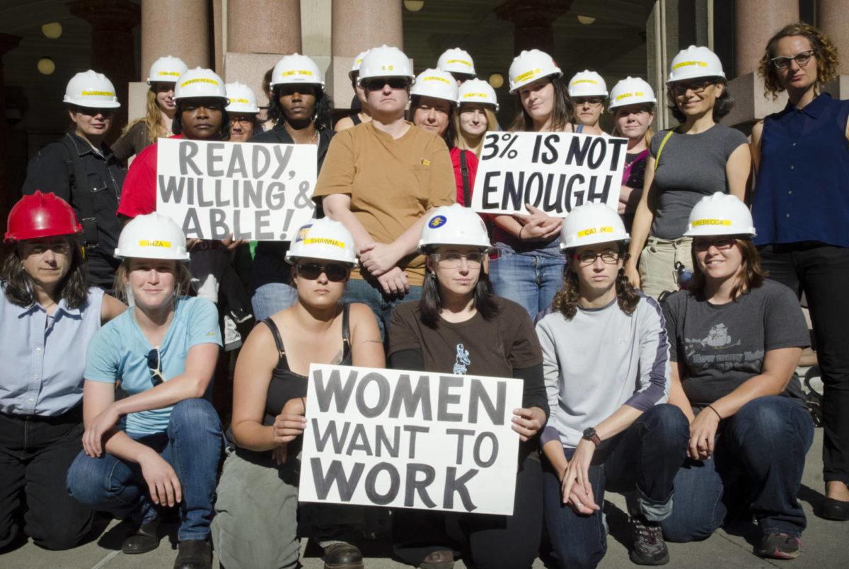 Tradeswomen Raise Industry Awareness