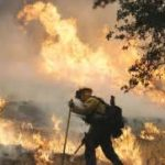 California First Responders Get Minimum Wage to Fight Wildfires