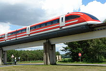 Building-Trades Unions Back Maglev Proposal