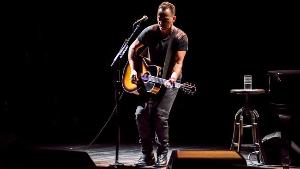 Springsteen Lights Up the Spirit of the Night on Broadway
