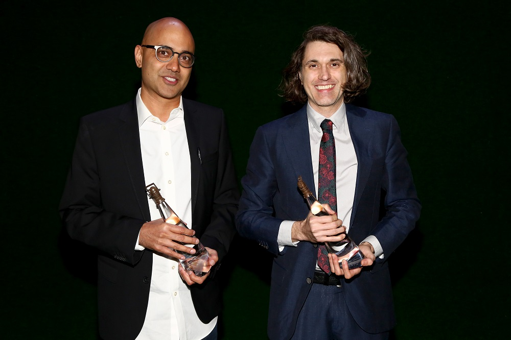Playwrights Honored At Lincoln Center