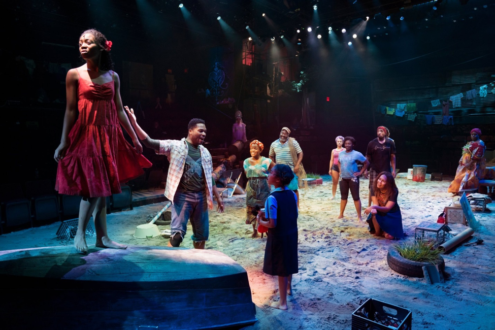 Once on This Island: An Enthralling, Joyous Musical Celebration