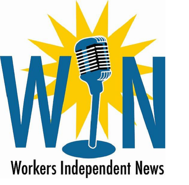 Workers Independent News: Off The Air