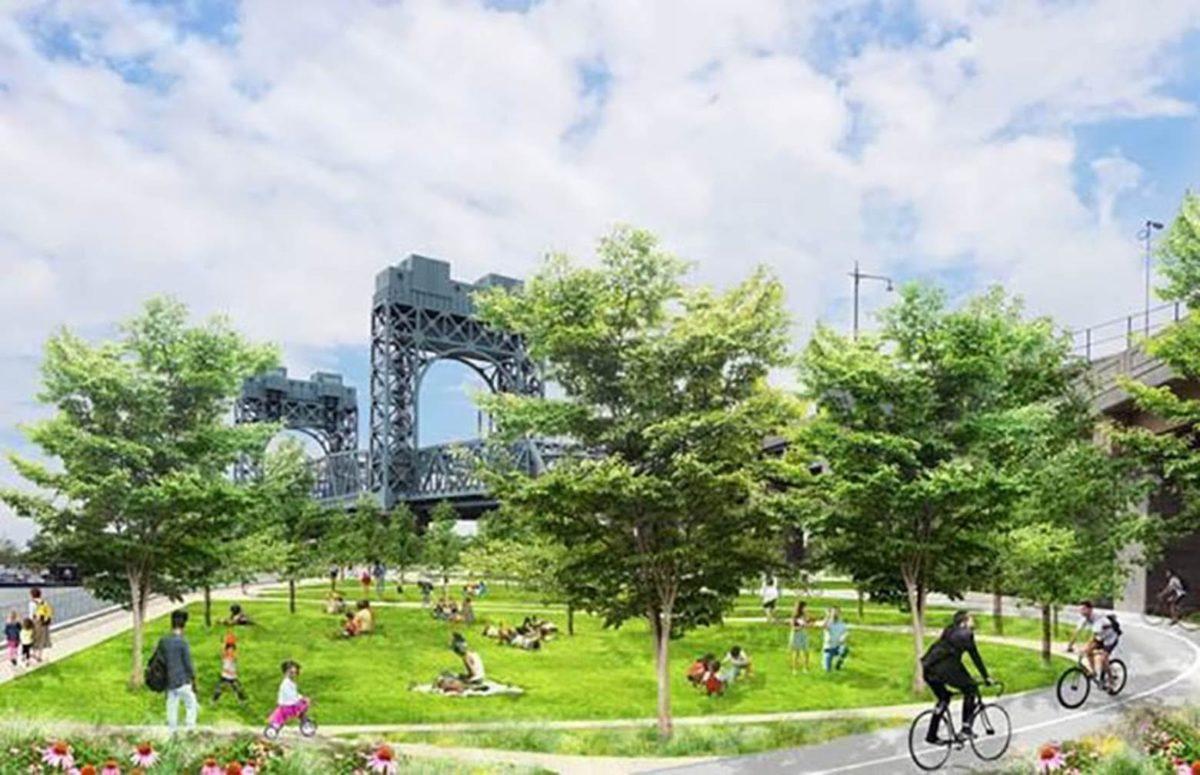 NYC Develops East Harlem Promenade