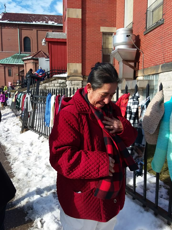 Women of Steel Help Buffalo Brave the Cold
