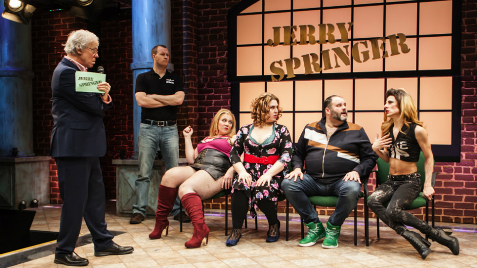 Jerry Springer Opera: Uncouth Satire That's Past Its Expiration Date