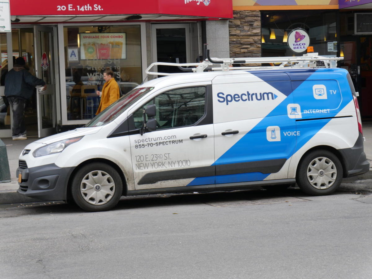 Charter/Spectrum: Running Over Middle-Class Workers