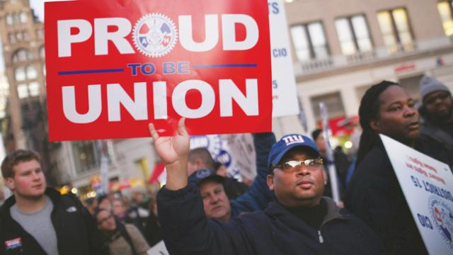 NYC Files Amicus Brief to Defend Labor Unions' Right to Collect Fees