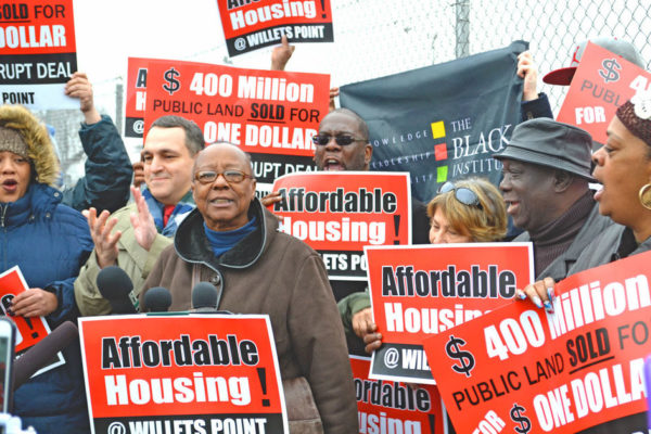 Affordable Housing at Willets Point
