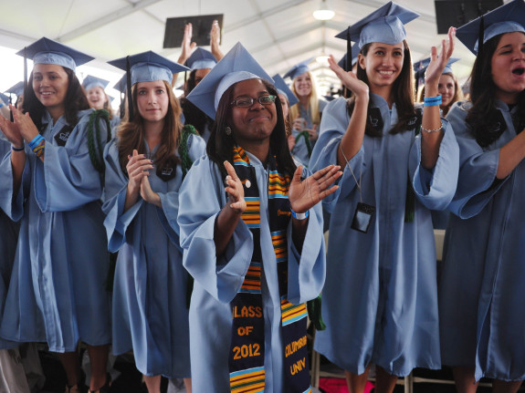NYC Graduation Rates Improving