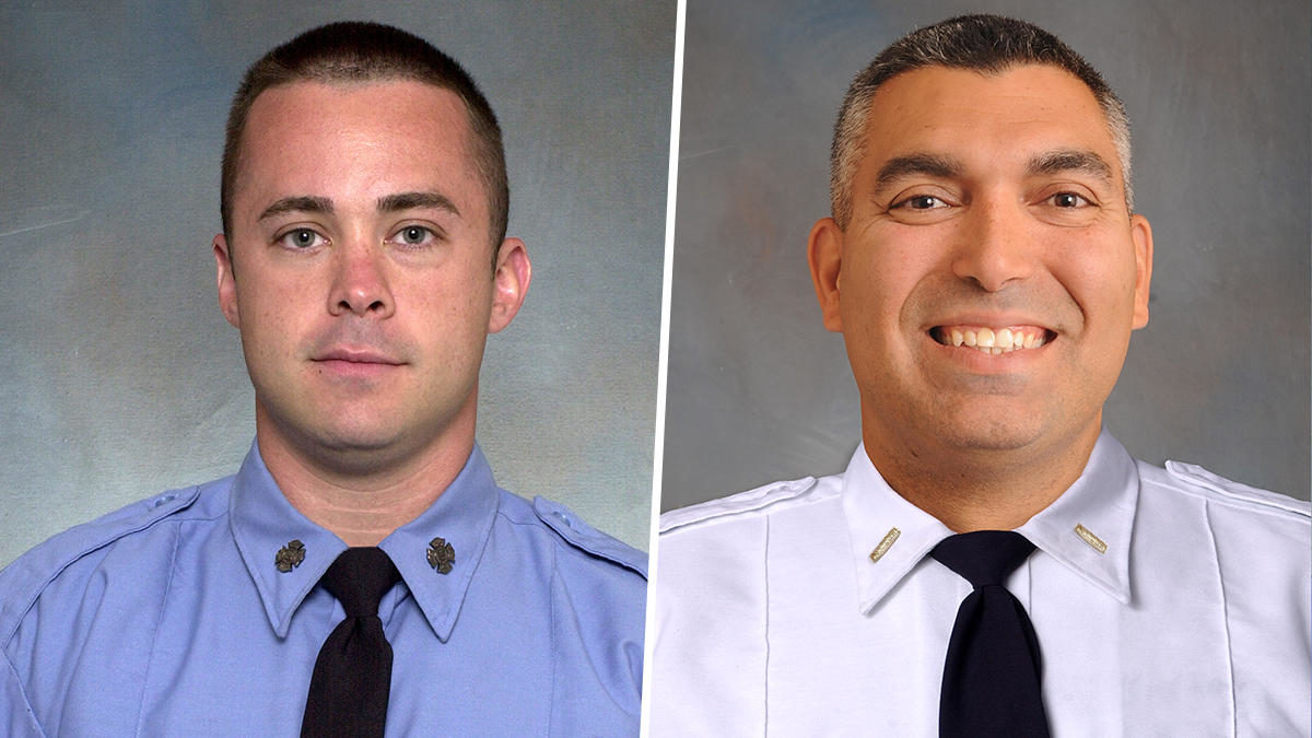 NYC Firefighters Killed in Iraq