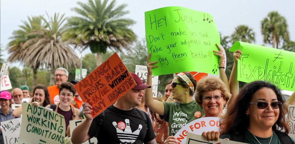 Univ. of South Florida Adjuncts Vote Heavily for Union