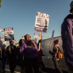L.A. School Workers Begin Strike-Authorization Vote