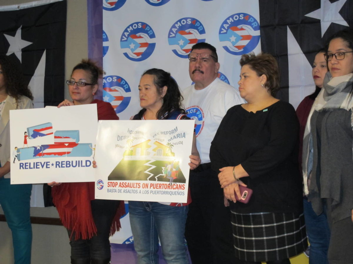 With 40-Percent of Puerto Rico Still Without Power, 32BJ, AFT Pushes for More Aid