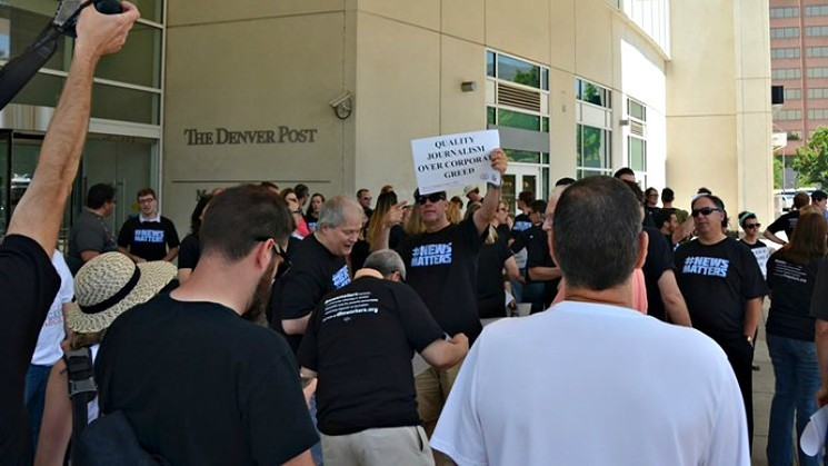 NewsGuild Urges Hedge Fund to 'Sell the Denver Post Now!'