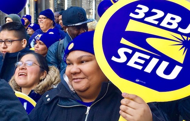 SEIU 32BJ Gains Raises for NY, NJ Airport Workers