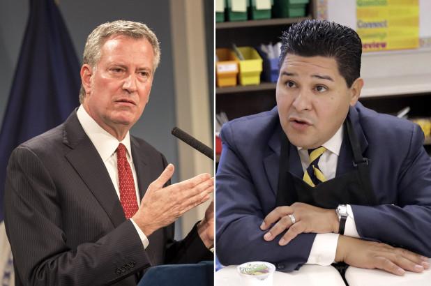 NYC Picks Schools Chancellor