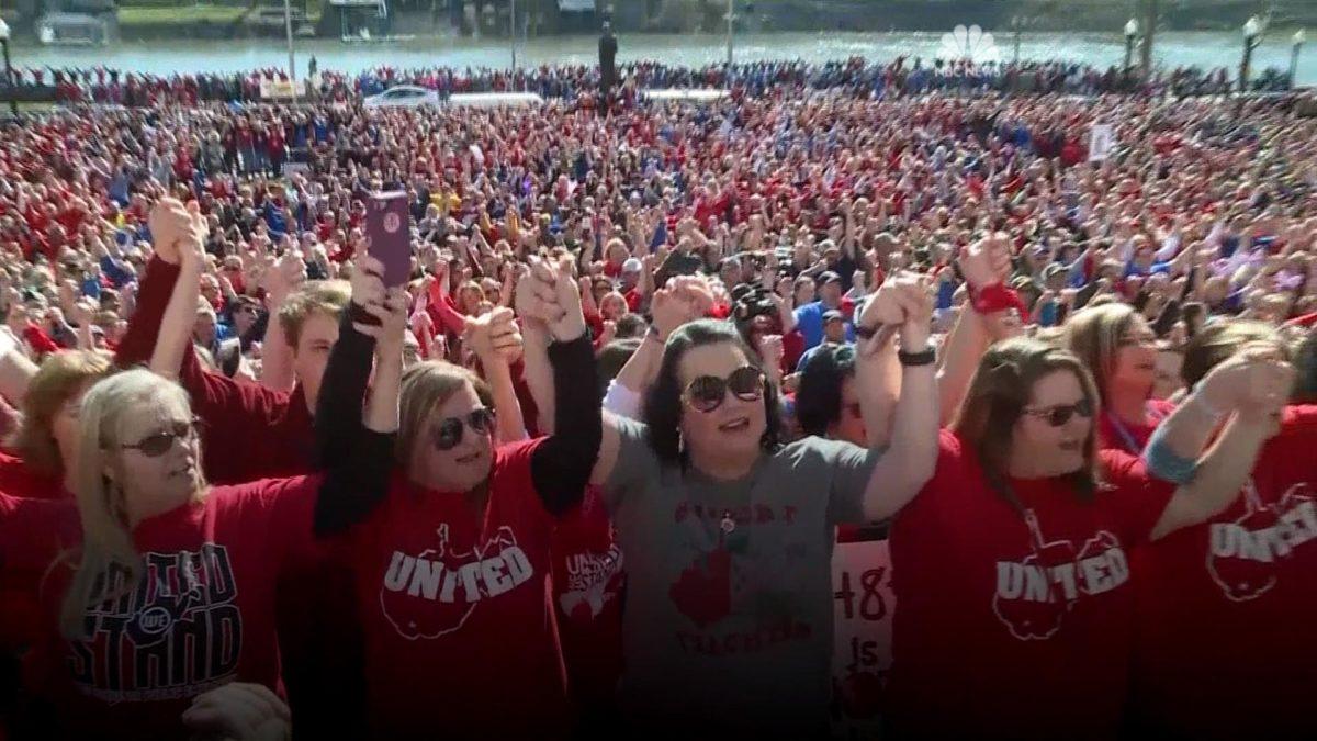 Support Striking West Virginia Teachers