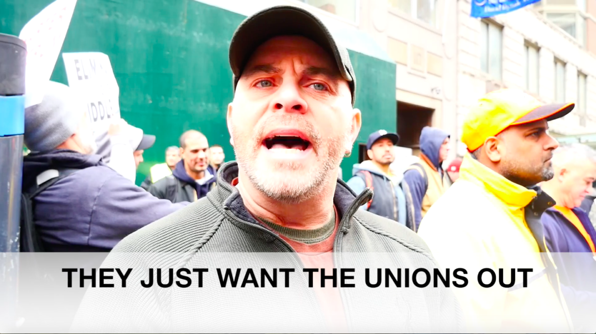 Blue Collar Corner: NYC Charter/Spectrum Strike – 1 Year And Counting…