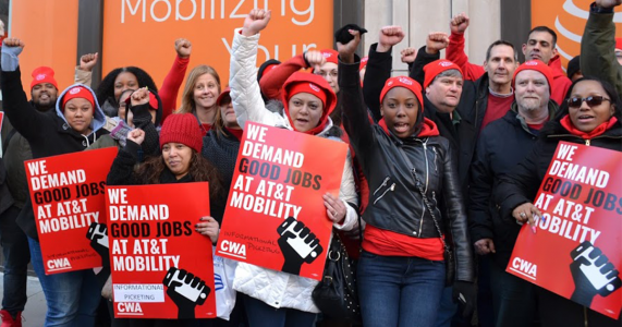 Frontier Communications – A Union Busting Company