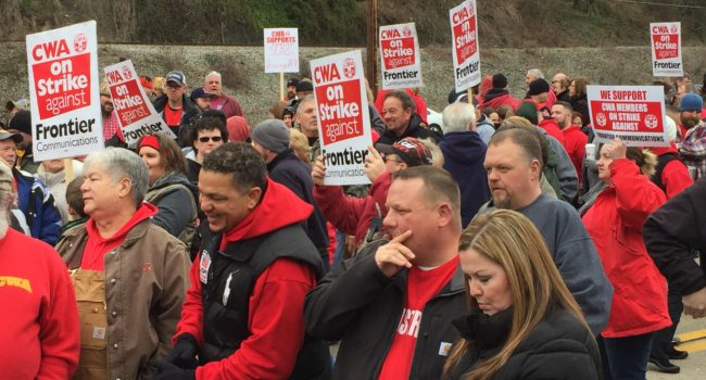 Frontier Strike Ends; CWA Says Deal Reached