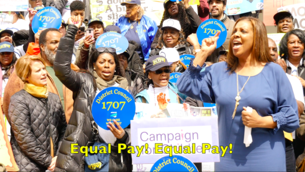Watch Blue Collar Corner: Early Childhood Education Teachers Fight For Pay Parity