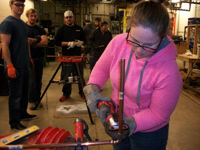 Ohio Building Trades Double Number of Women Apprentices