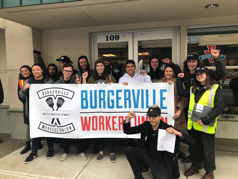 Portland Burger Workers Win First Fast-Food Union
