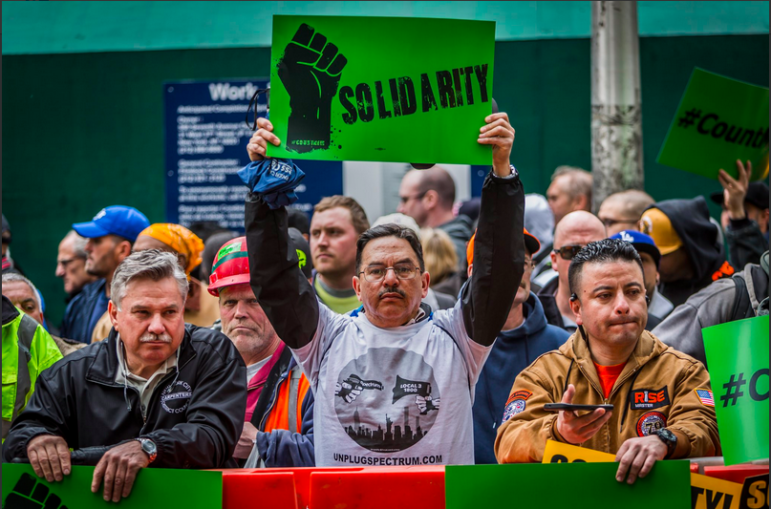 New Yorkers Should Support #CountMeIn's Fight Against Corporate Greed